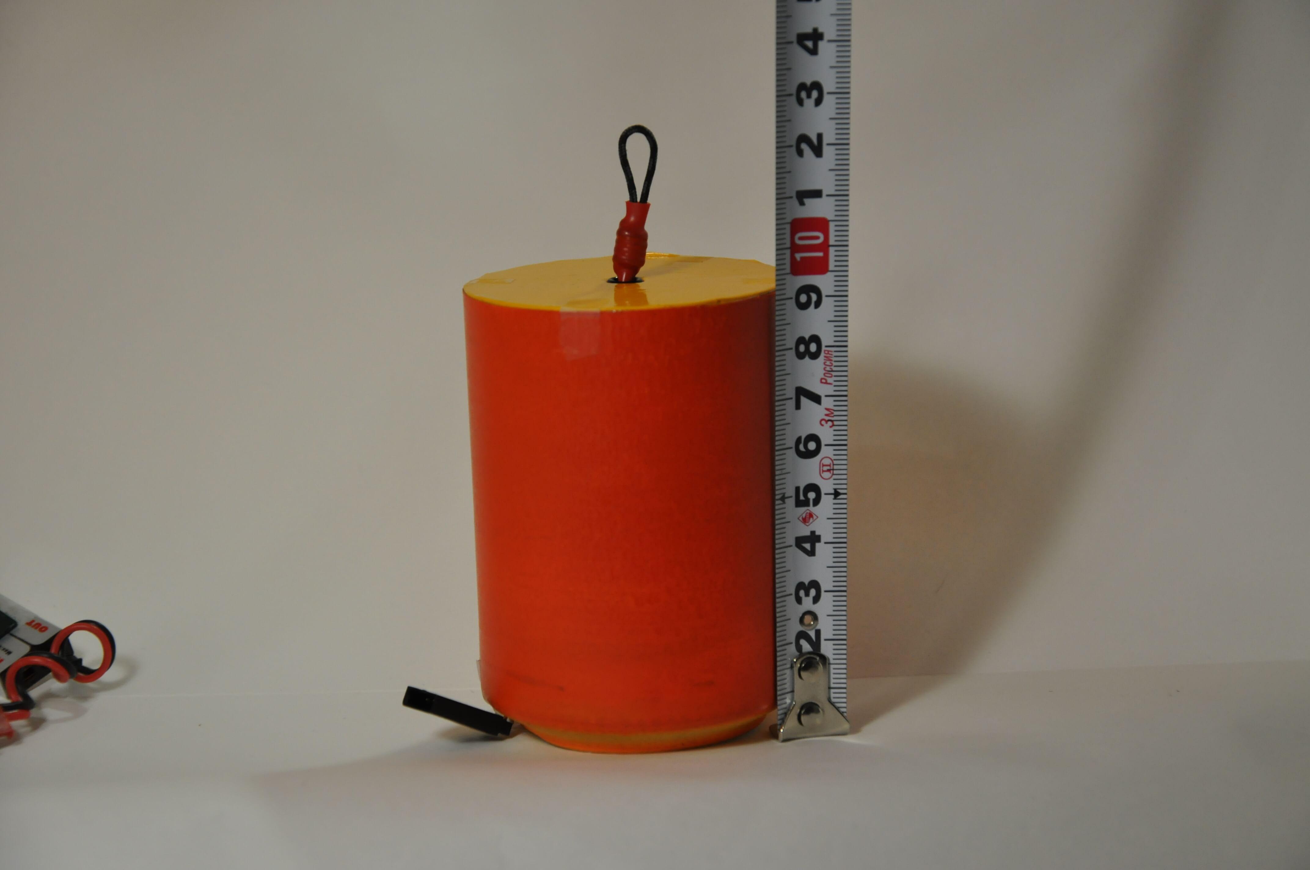 Спасательная система для моделей до 4 кг.